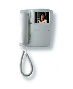 Monitores video porteiro  Inicio monitor de videoporteiro digital cor mvc 002